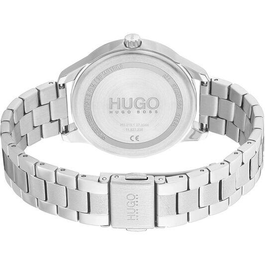 HUGO Ladies #Fearless Stainless Steel Watch