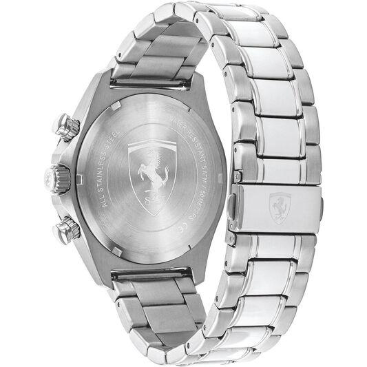 Scuderia Ferrari Men's Pilota Evo Stainless Steel Watch