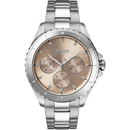 BOSS Ladies Premiere Stainless Steel Watch