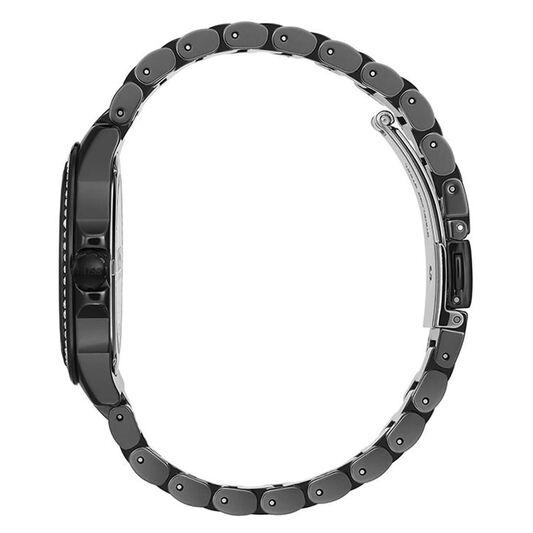BOSS Ladies Victoria Black Ceramic Watch