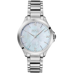 BOSS Ladies Diamonds For Her Stainless Steel Watch