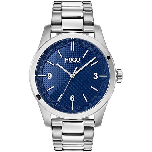 HUGO Men's #CREATE Stainless Steel Watch