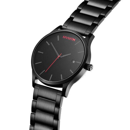 MVMT Men's Classic  Black Plated Watch