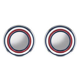 Tommy Hilfiger Men's Round Cufflinks
