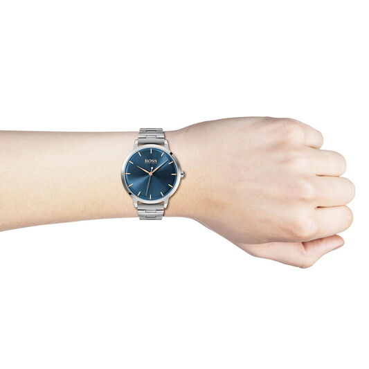 BOSS Ladies Marina Stainless Steel Watch