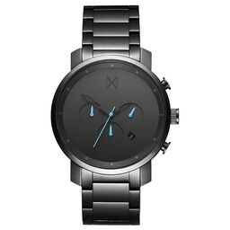 MVMT Men's Chrono Gunmetal Plated Watch