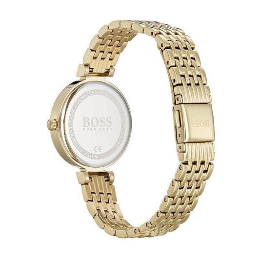 BOSS Ladies Celebration Gold Plated Watch