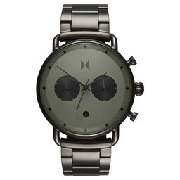 MVMT Men's Blacktop Gunmetal Watch
