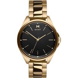 MVMT Ladies Coronada Gold Plated Watch