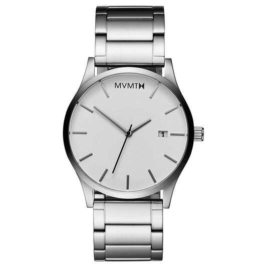 MVMT Men's Classic Stainless Steel Watch