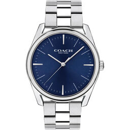 Coach Men's Modern Luxury Stainless Steel Watch