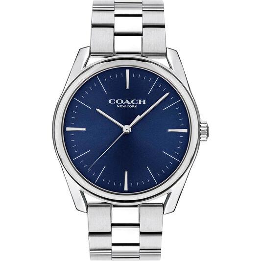 Coach Men's Modern Luxury Stainless Steel Watch