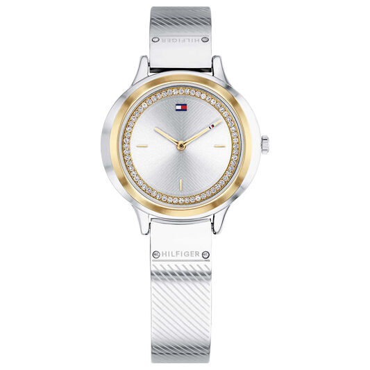 Tommy Hilfiger Ladies Brass Plated Watch