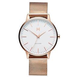 MVMT Ladies Boulevard Rose Gold Plated Watch