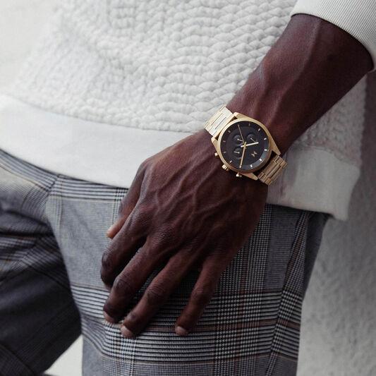MVMT Men's Element Gold Plated Watch