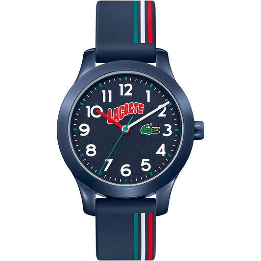 Lacoste Kids Lacoste.12.12 Multiple Color Silicone Watch