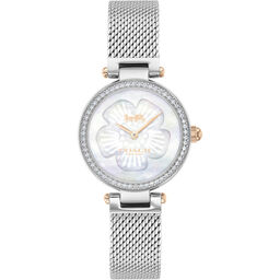 Coach Ladies Park Two Tone Stainless Steel Watch