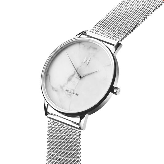 MVMT Ladies Boulevard Stainless Steel Watch