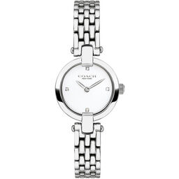 Coach Ladies Chrystie Stainless Steel Watch
