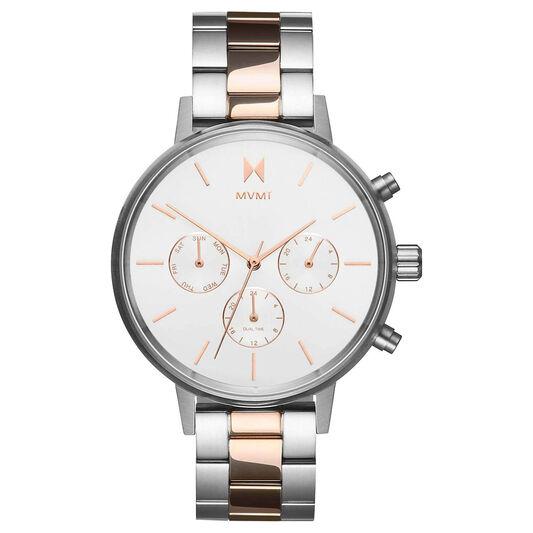 MVMT Ladies Nova Two Tone Stainless Steel Watch