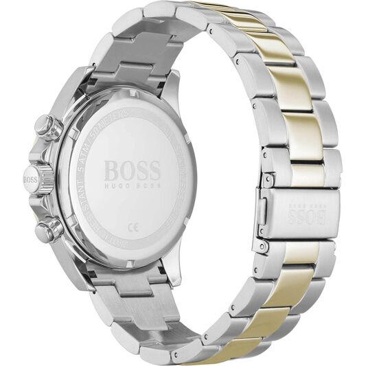 BOSS Men's Hero Two Tone Stainless Steel Watch