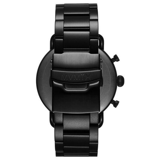 MVMT Men's Blacktop Black Plated Watch