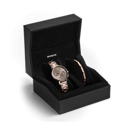 MVMT Ladies Nova Watch and Bracelet Gift Set