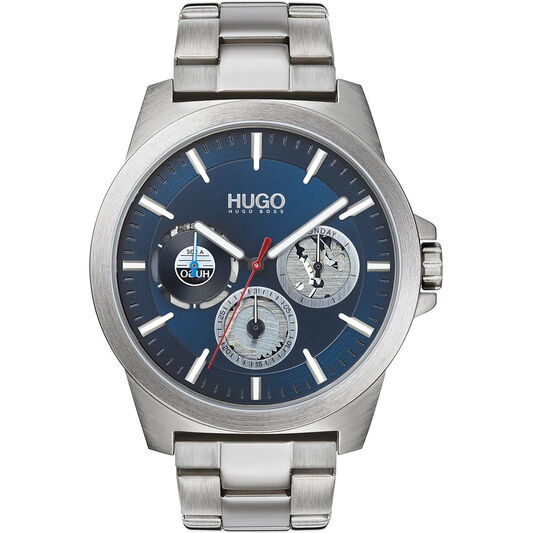 HUGO Men's #Twist Stainless Steel Watch