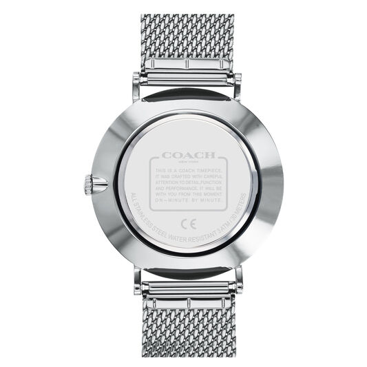 Coach Men's Charles Stainless Steel Watch