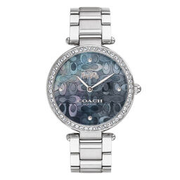 Coach Ladies Park Stainless Steel Watch