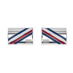Tommy Hilfiger Men's Logo Cufflinks