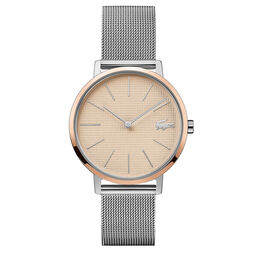 Lacoste Ladies Moon Stainless Steel Watch