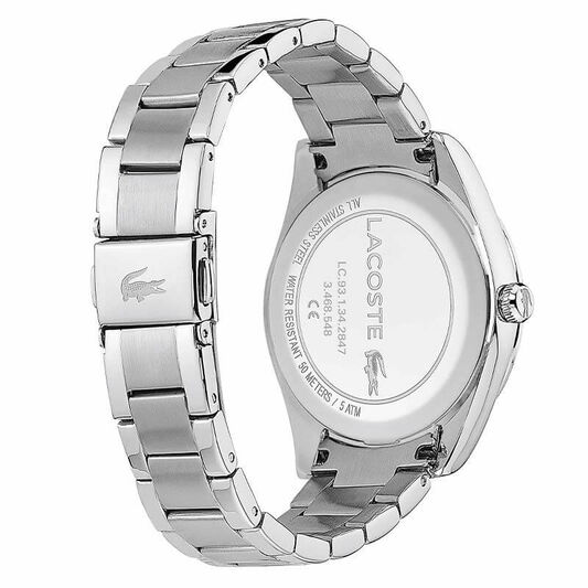 Lacoste Ladies Parisienne Stainless Steel Watch
