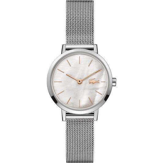 Lacoste Ladies Moon Stainless Steel Watch