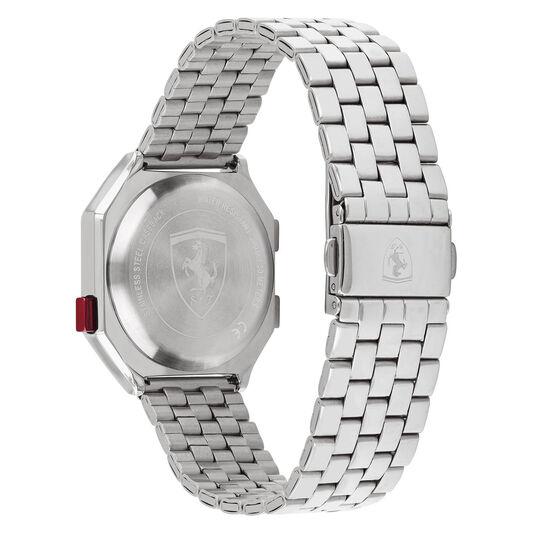 Scuderia Ferrari Men's Digidrive Stainless Steel Watch