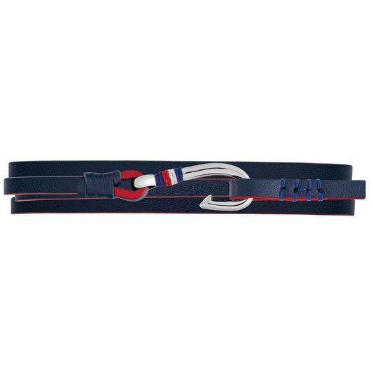 Tommy Hilfiger Men's Nautical Wrap Bracelet