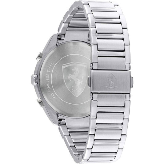 Scuderia Ferrari Men's Abetone Stainless Steel Watch