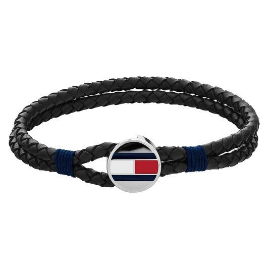 Tommy Hilfiger Men's Flag Bracelet