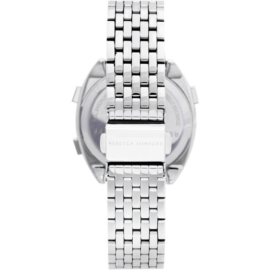 Rebecca Minkoff Ladies Digital Stainless Steel Watch