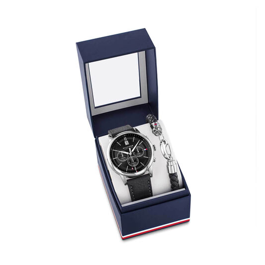Tommy Hilfiger Men's Watch & Bracelet Gift Set